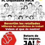 12-D: vaga general dels serveis públics