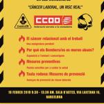 El càncer laboral: un risc real en el col·lectiu de bombers/es