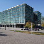 CCOO visitem el nou edifici del Districte Administratiu de Barcelona